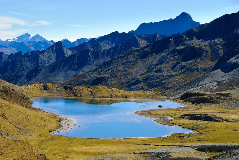 Titicaca and other Mountain Lakes in Peru - Best Season