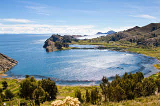 Titicaca and other Mountain Lakes