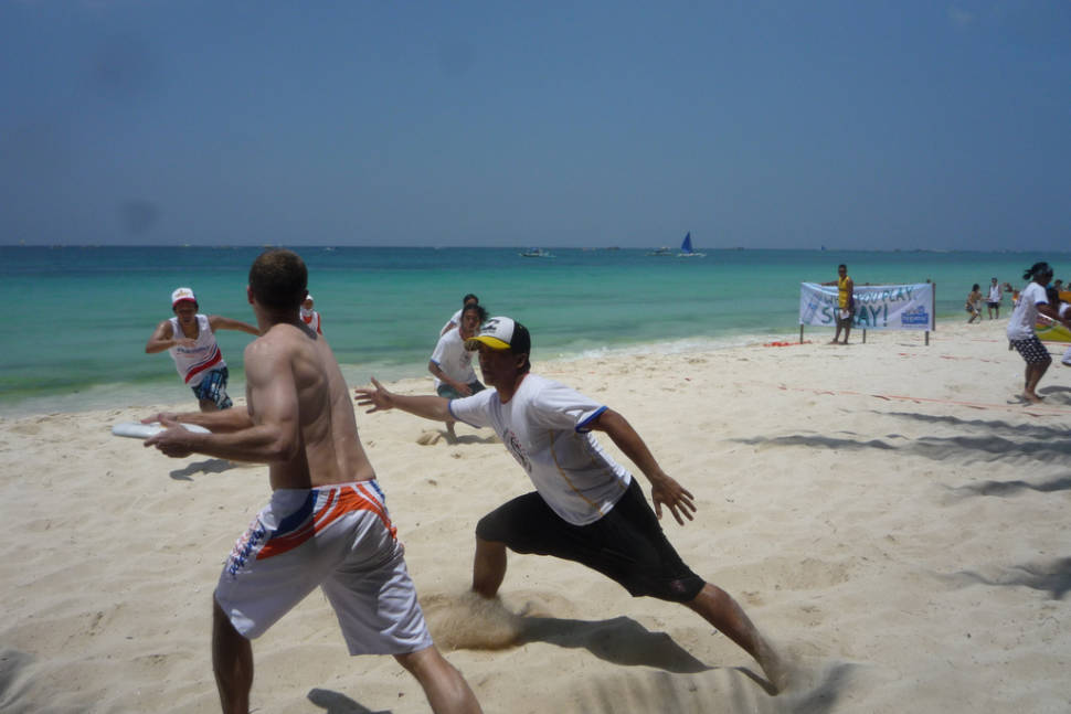 Best time for Boracay Open in Philippines