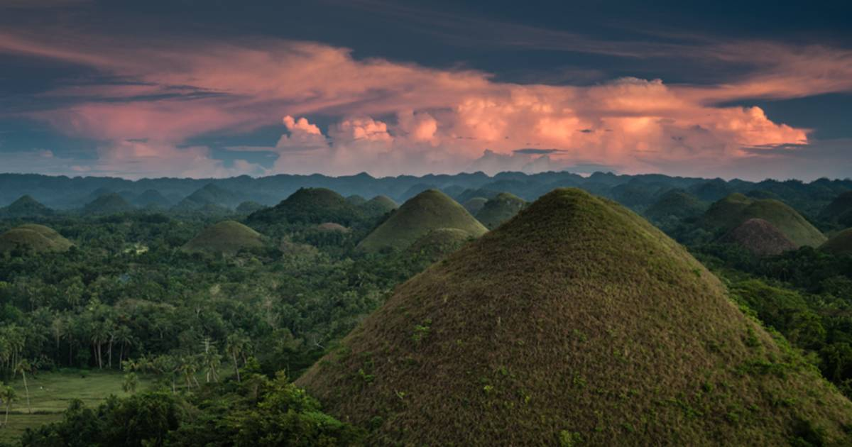 Chocolate Hills in Philippines - Best Time