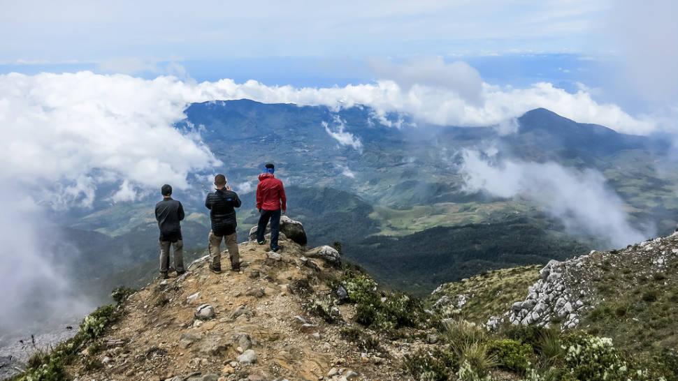 Climbing Mount Apo in Philippines - Best Season