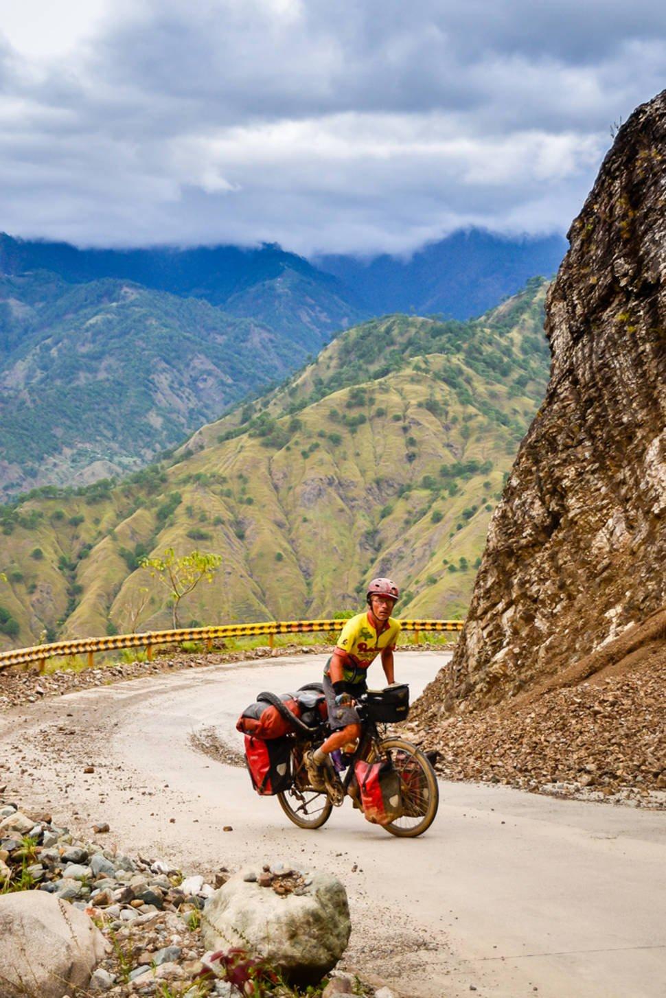 Cycling the Cordillera, Philippines