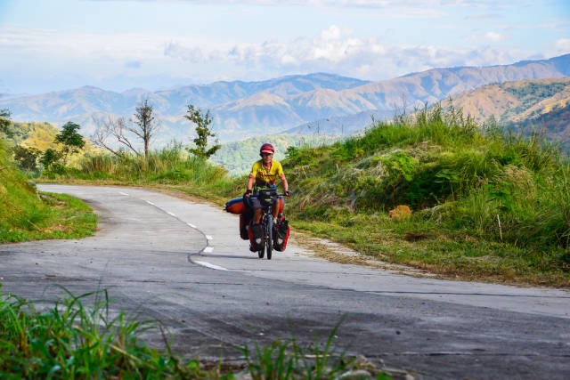 Cycling in Philippines - Best Time