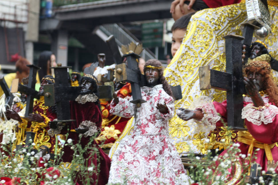 Best time for Feast of the Black Nazarene in Philippines
