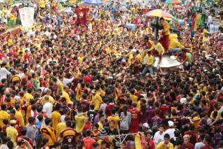 Feast of the Black Nazarene