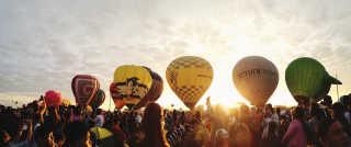 Philippine International Hot Air Balloon Fiesta
