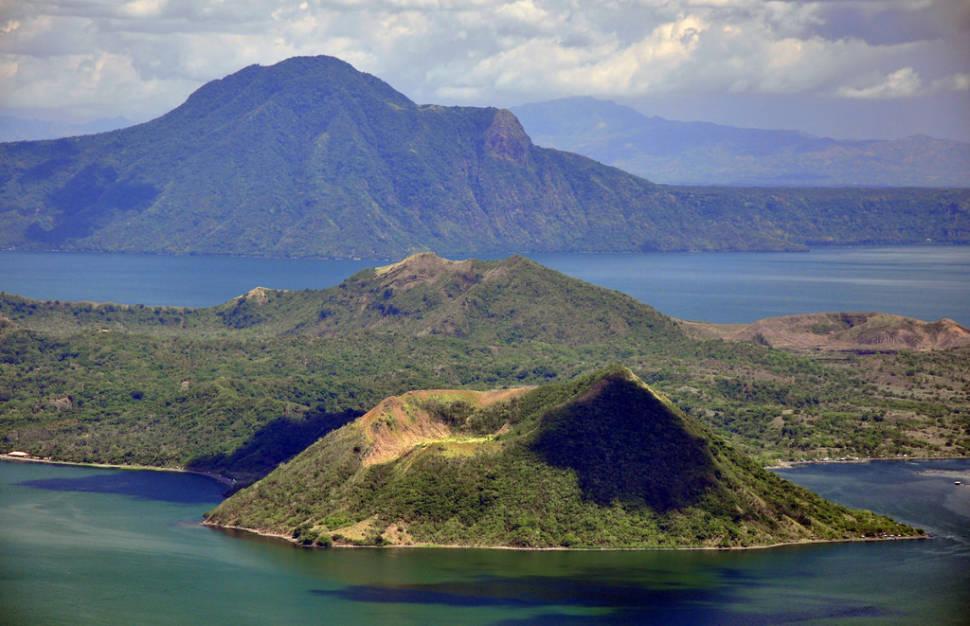 Taal Volcano in Philippines - Best Season