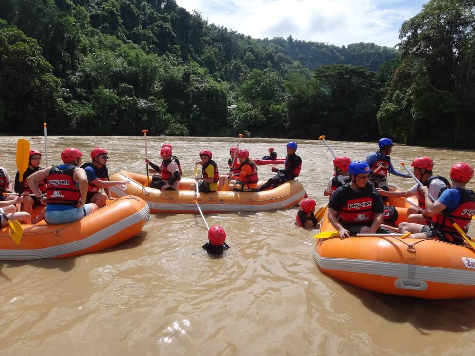 Whitewater Rafting in Philippines - Best Season