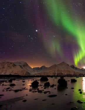 World's Best Places to View the Auroras
