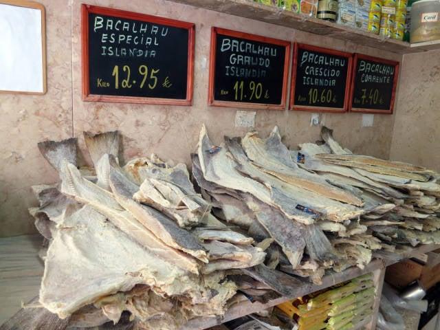 Bacalhau in Portugal - Best Season