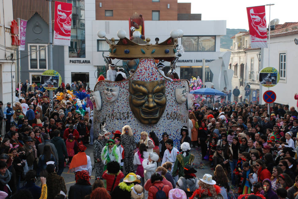 Best time for Carnaval de Torres Vedras in Portugal