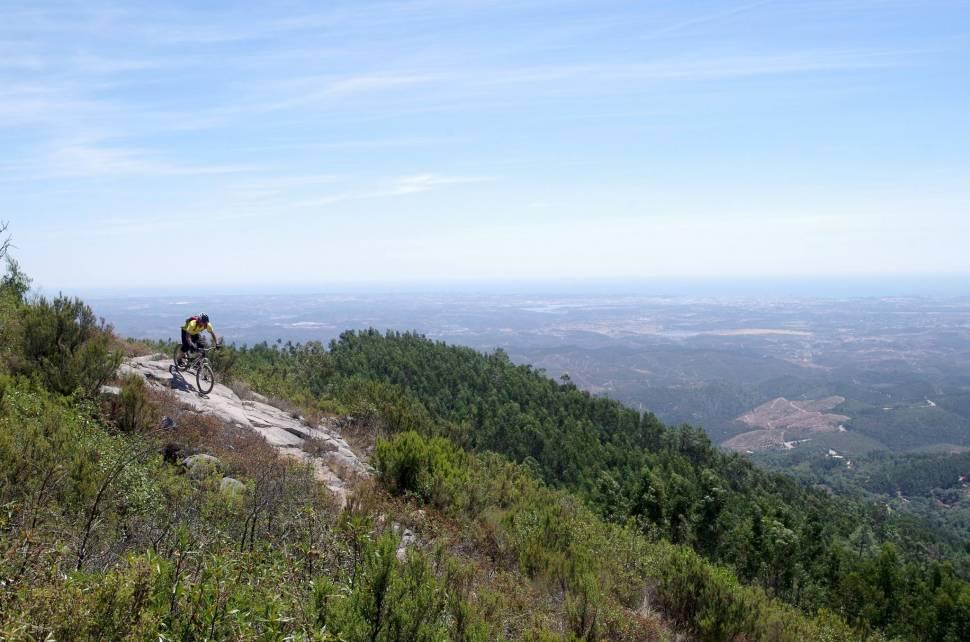 Best time for Mountain Biking in Algarve in Portugal