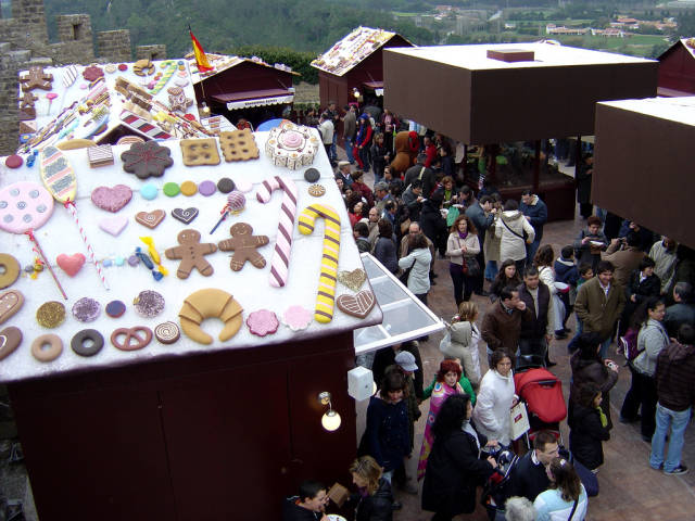 Obidos Chocolate Festival in Portugal - Best Time