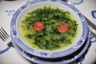 Winter Food–Caldo Verde