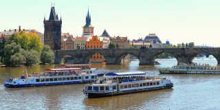 Summertime River Cruise