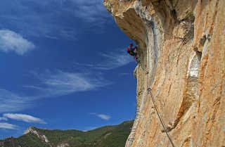 Alpine Via Ferrata