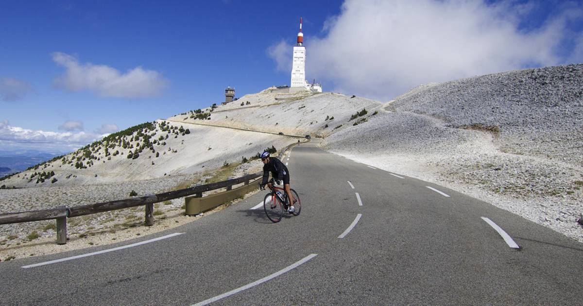 Cycling around Mont Ventoux in Provence & French Riviera - Best Time