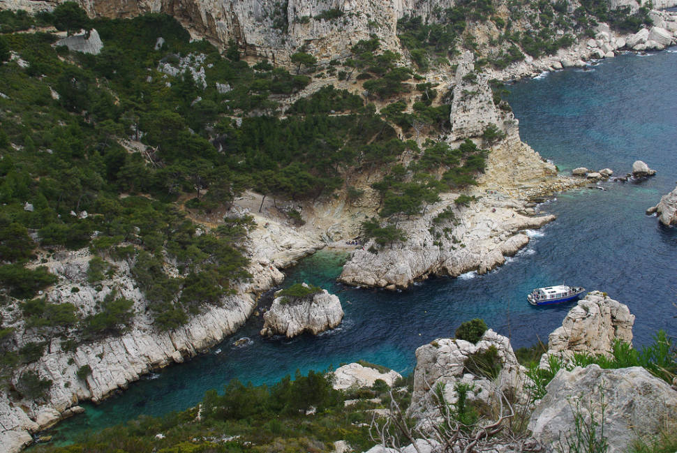 Best time for Exploring the Calanques in Provence & French Riviera