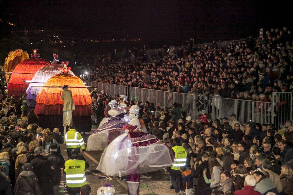 Best time to see La Fête du Citron in Provence & French Riviera