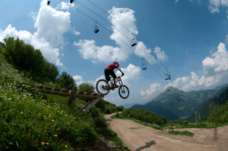 Best time for Mountain Biking in Provence & French Riviera