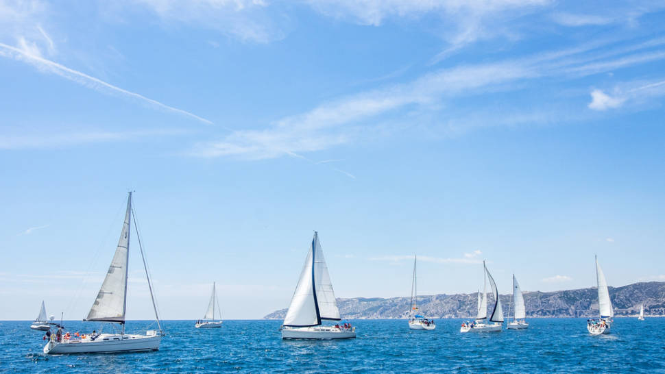 Sailing in Provence & French Riviera - Best Time