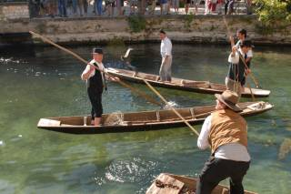 Traditional Fishing with Nego-Chin Boats