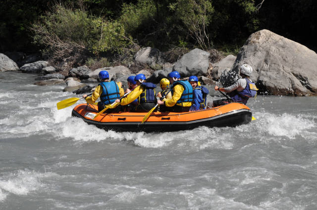 Best time to see White Water Rafting in Provence & French Riviera