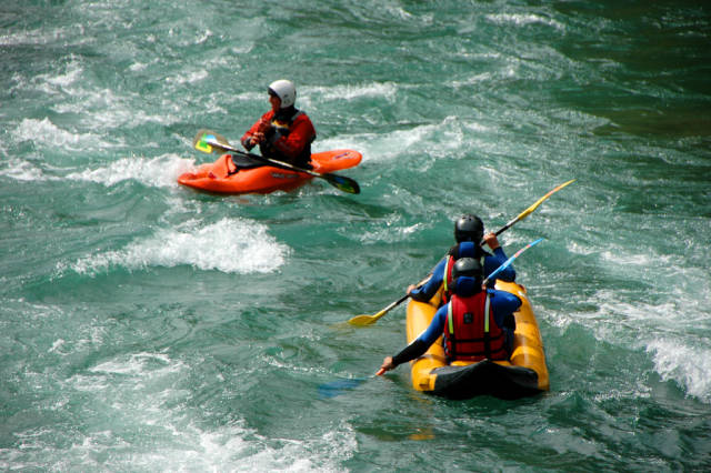White Water Rafting in Provence & French Riviera - Best Season