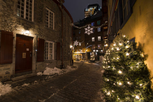 Christmas in Quebec - Best Time