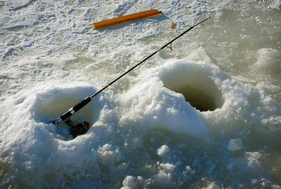 Ice Fishing in Quebec - Best Time