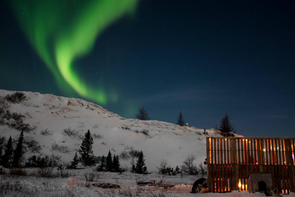 Northern Lights in Quebec - Best Time