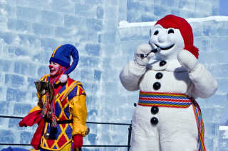 Quebec Winter Carnival (Carnaval de Québec)