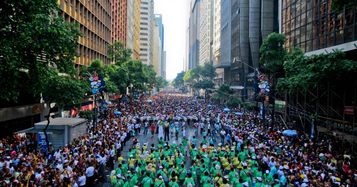 Blocos in Rio de Janeiro - Best Time