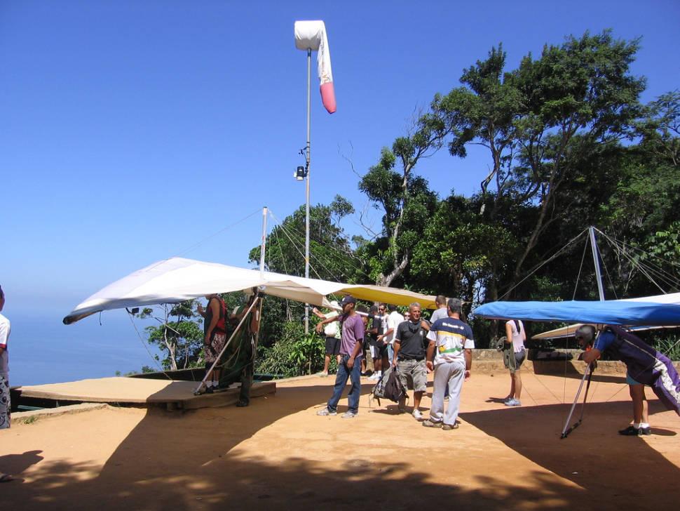 Hang Gliding in Rio de Janeiro - Best Season