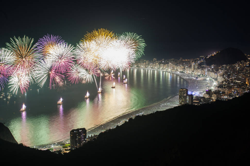 New Year's Eve in Rio de Janeiro - Best Time