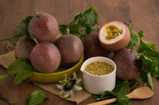 Passionfruit or Maracujá