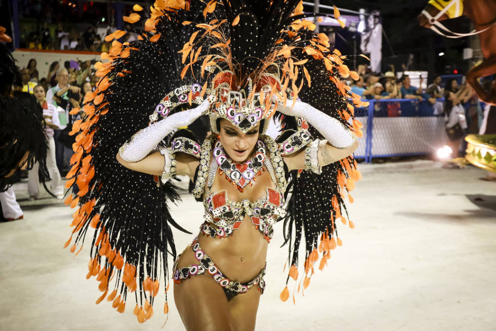 Best time to see Rio Carnival in Rio de Janeiro