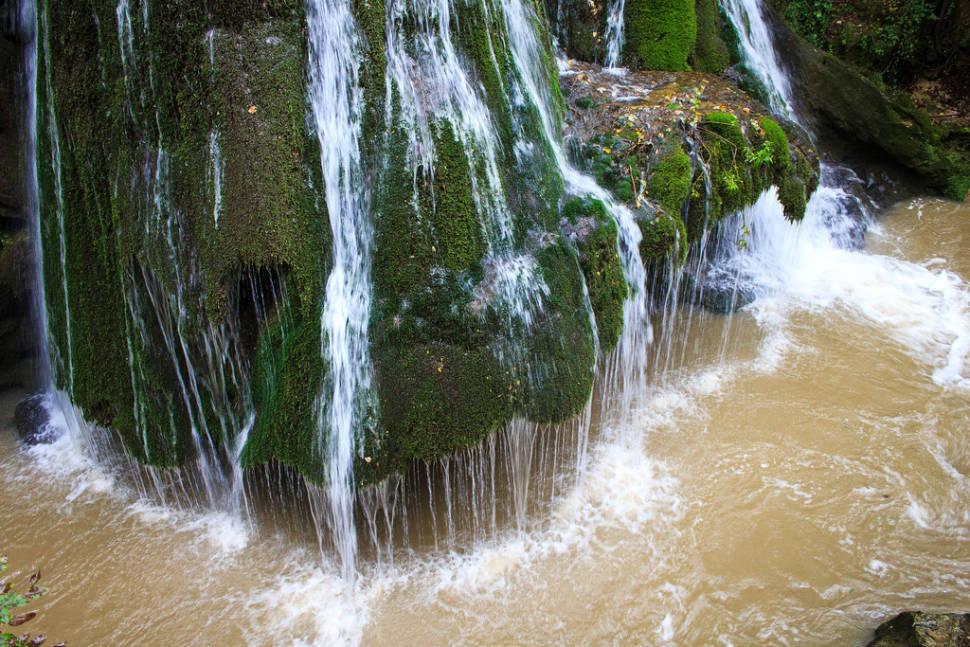 Bigar Waterfall in Romania - Best Season