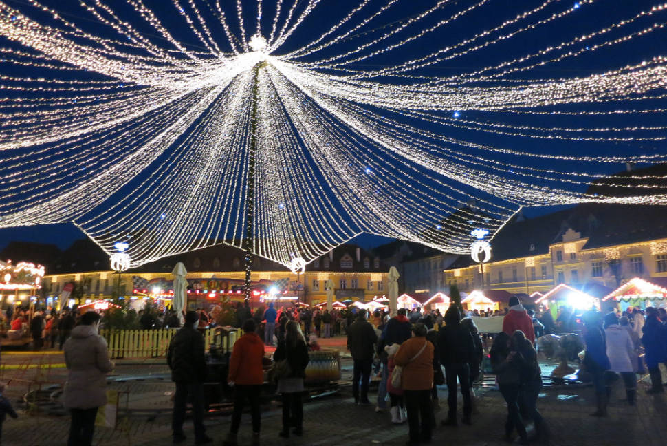 Best time for Carol Singing in Romania