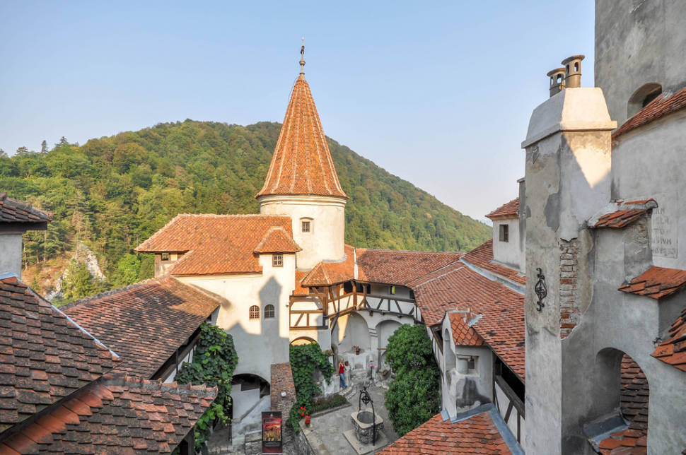Best time for Dracula Tour in Romania