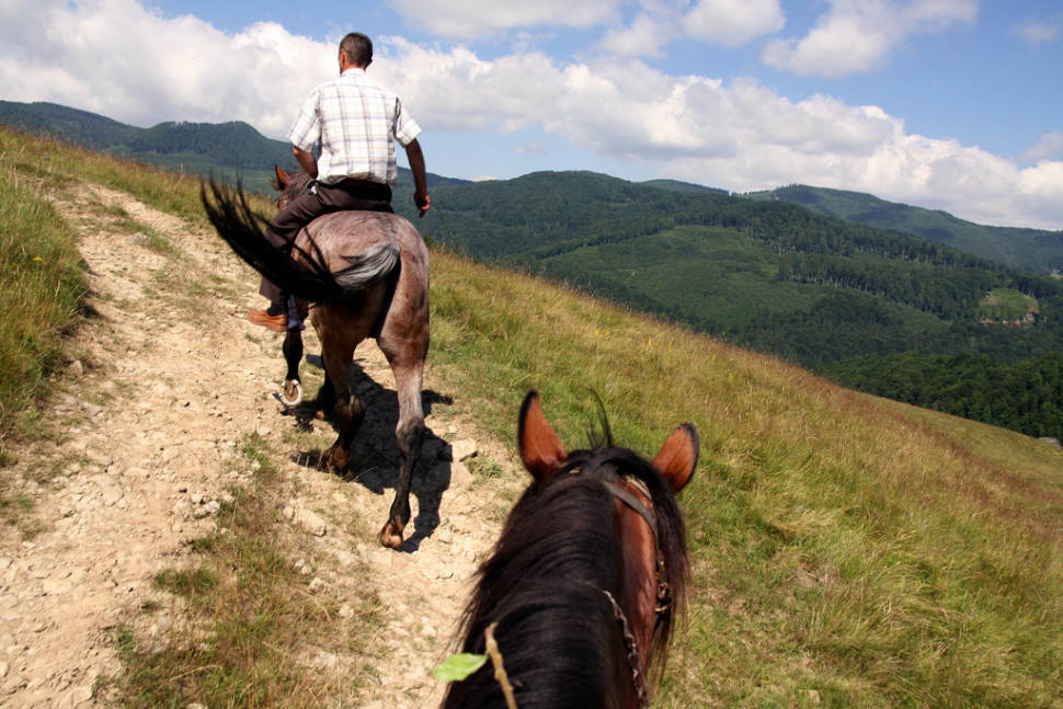 Horseback Riding in Romania - Best Season