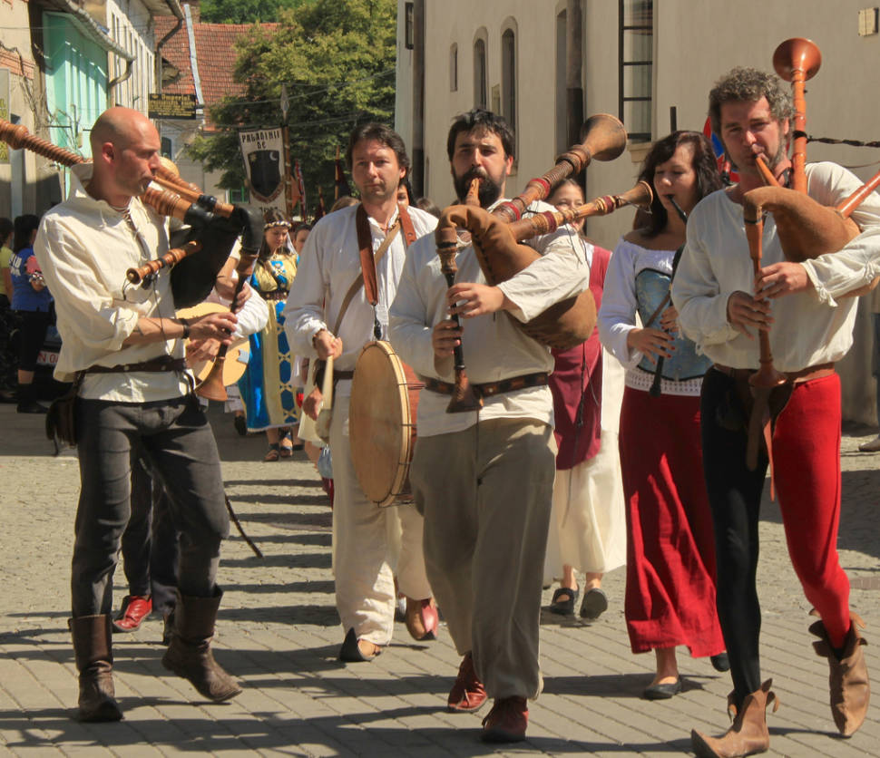 Medieval Festivals in Romania - Best Season