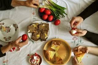 Orthodox Easter Day