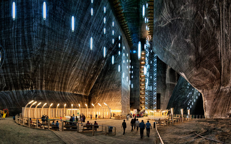 Salina Turda Underground Amusement Park in Romania - Best Time