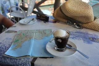 Caffè Freddo or Iced Coffee