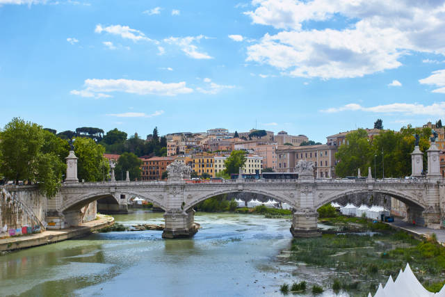Best time for Summer in Rome