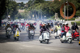 Vespa Scooter Tours
