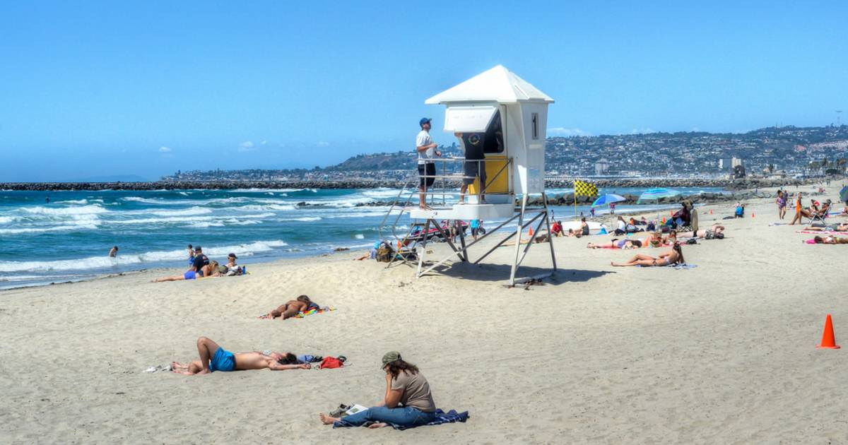 Beach Season in San Diego - Best Time