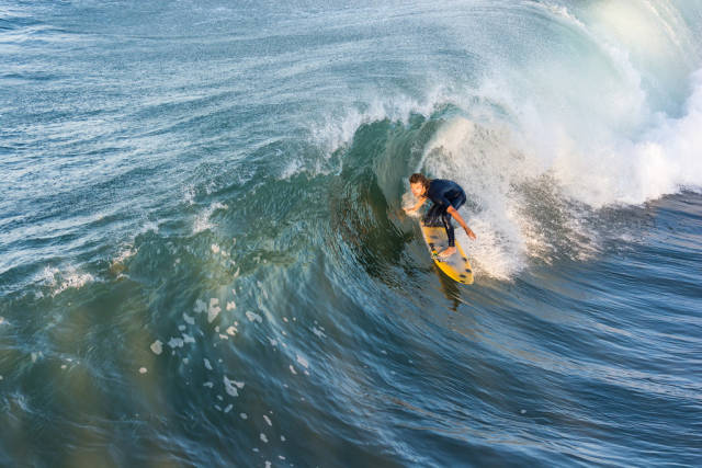 Best time for Surfing in San Diego