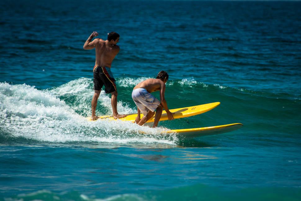 Surfing in San Diego - Best Season